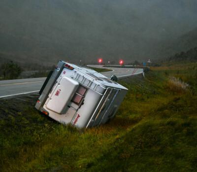 Image: Uværet har truffet Troms