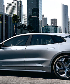 Image: Nå: Volvos elbil-framtid