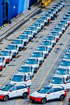 Image: Her kommer kineserne