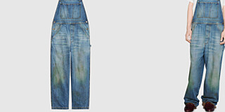 Image: Selger bukser med grønske