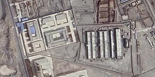 Image: Hevder å ha funnet minst 380 interneringsleirer