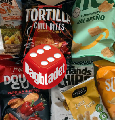 Image: Snacks imponerer: - Må ha mer!
