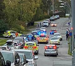 Image: 16-åring hogd i ansiktet i Oslo - én pågrepet