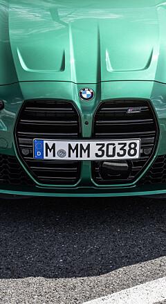 Image: BMWs nye ansikt
