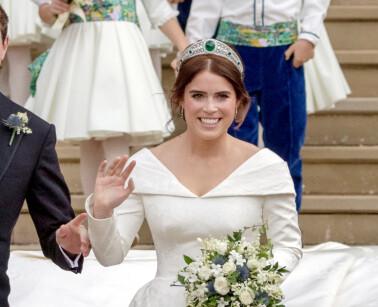 Image: Gladnyhet to år etter bryllupet