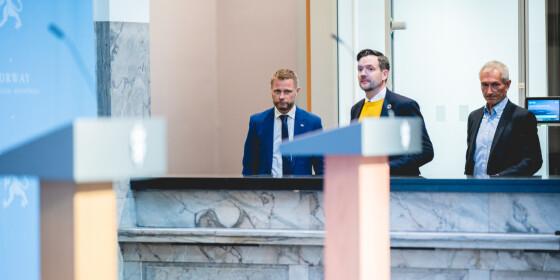 Image: Norges ukjente coronasjef