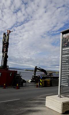 Image: Stopper bygging av Utøya-minnested