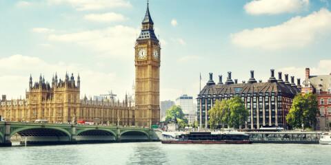 Image: Nær dobling av smittede i England