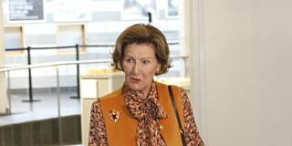 Image: Dronning Sonja tilbake i barndomshjemmet