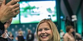 Image: Nå: Venstres nye leder