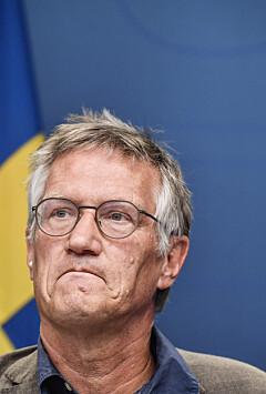 Image: Stockholm: Nær dobling av smittetilfeller