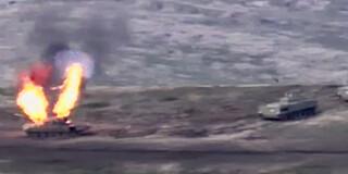 Image: Harde kamper - erklærer full militær mobilisering