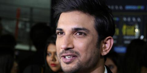 Image: Dødsfallet ryster Bollywood: Kjæresten pågrepet