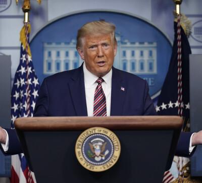 Image: Demokratene ser rødt