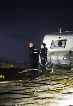 Image: Savnede jegere funnet død i campingvogn