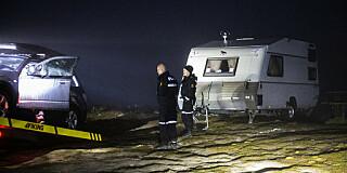 Image: Savnede jegere funnet døde i campingvogn