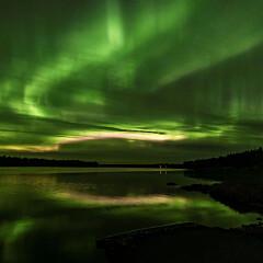 Image: Mye nordlys i vente