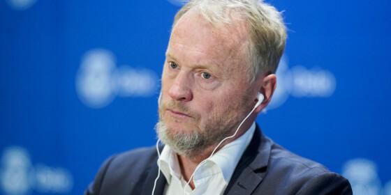 Image: Derfor trosset han Høie