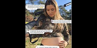 Image: - Håper babyen din dør