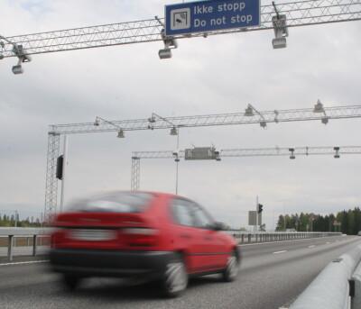Image: Bompengesjokk: 829 kroner til hytta!
