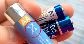 Image: Advarer mot populære batteri
