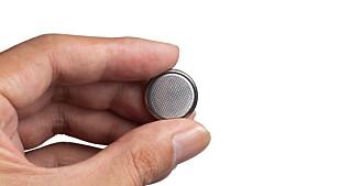 Image: Lanserer batterier - med smak!