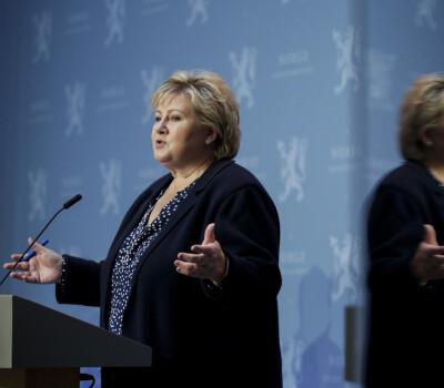 Image: Nedslående Oslo-beskjed