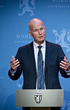 Image: Norge kan få Spania-krise
