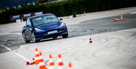 Image: Tesla får smekk for førerassistansen