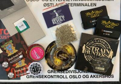 Image: Cannabis: - 900 prosent økning