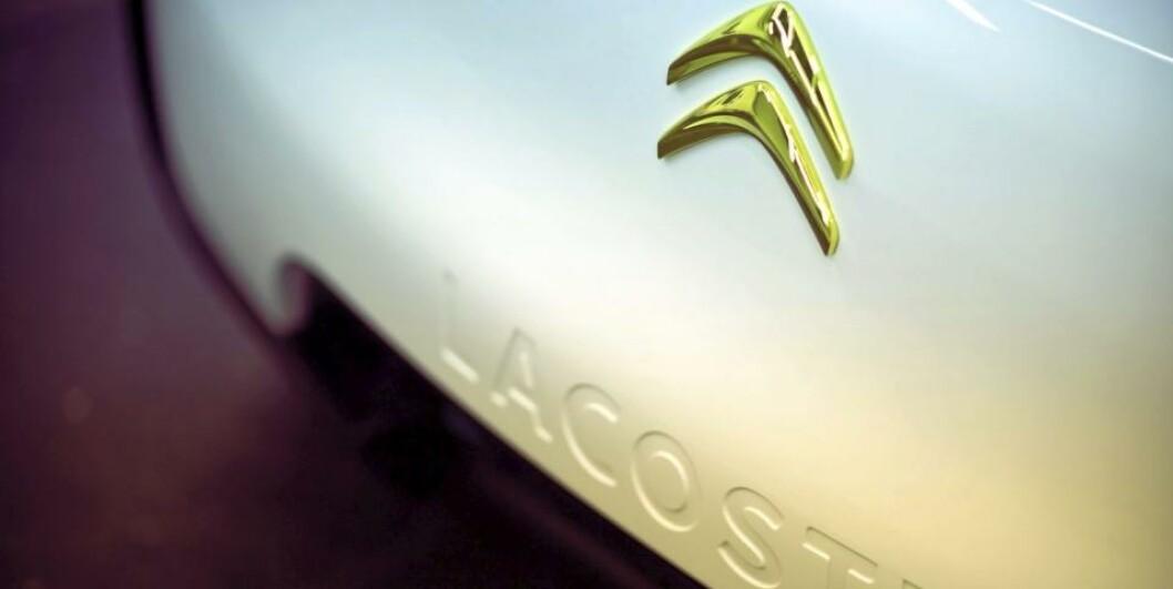 <strong>SYNERGI:</strong> To kjente varemerker har slått seg sammen. Foto: Citroën