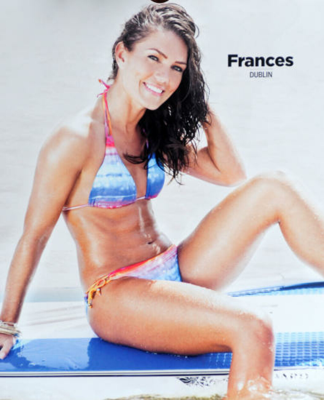 <strong>JUNI:</strong> Frances fra Dublin i Irland. Foto: Stella Pictures