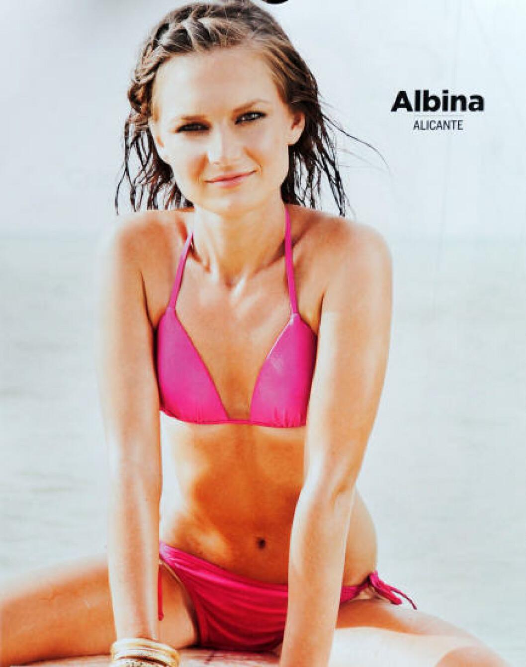 <strong>NOVEMBER:</strong> Albina fra Alicante i Spania. Foto: Stella Pictures