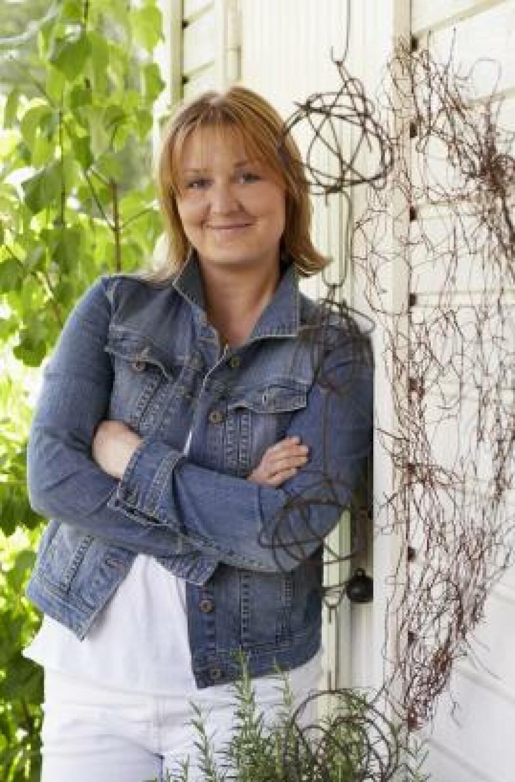<strong>DRIFTIG DAME:</strong> Sofia Granath (35) er legesekretær og tingleter.  FOTO: House of pictures