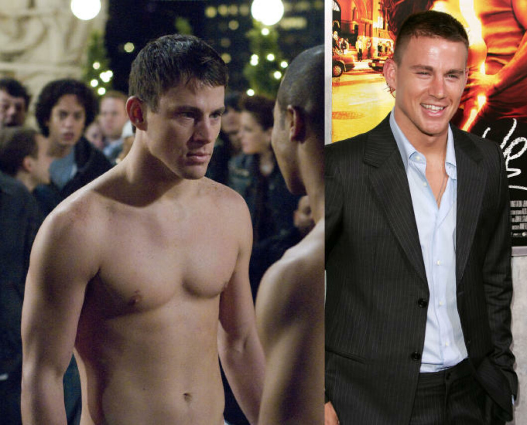 <strong>CHANNING TATUM:</strong> I «Fighting». Foto: Filmweb og Stella Pictures