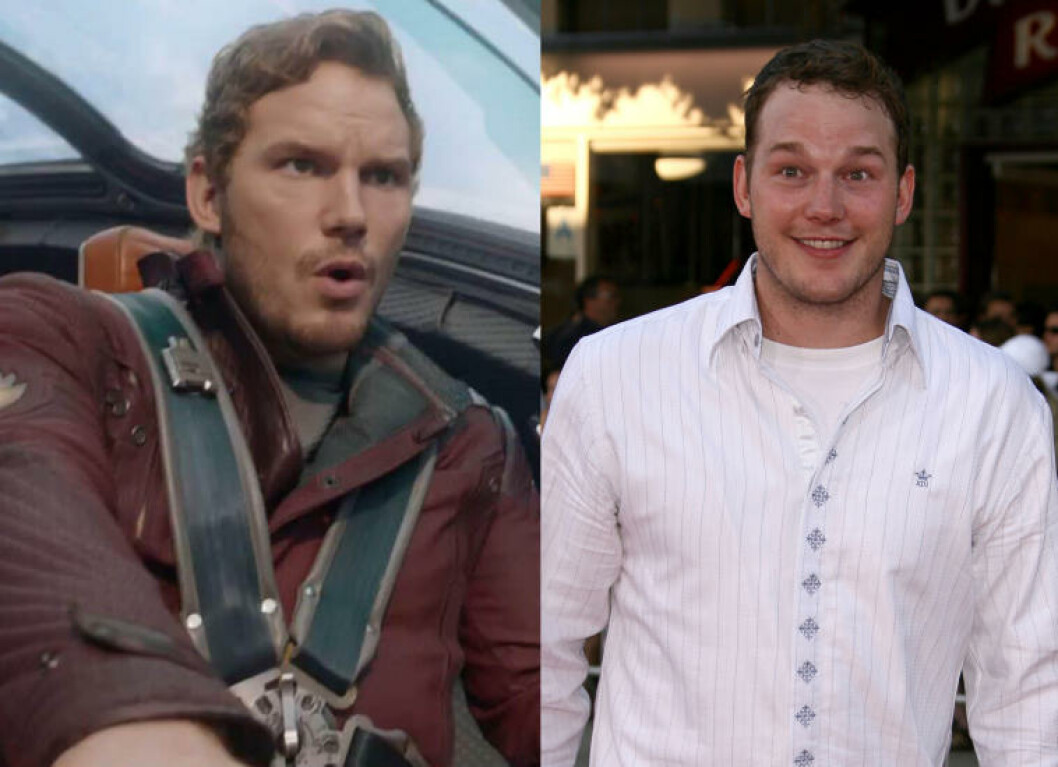 <strong>CHRIS PRATT:</strong> I «Guardians of the galaxy». Foto: Stella Pictures