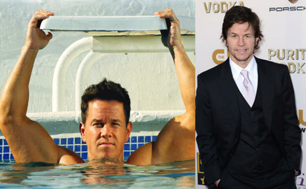 <strong>MARK WAHLBERG:</strong> I «Pain & gain». Foto: Filmweb og Stella Pictures