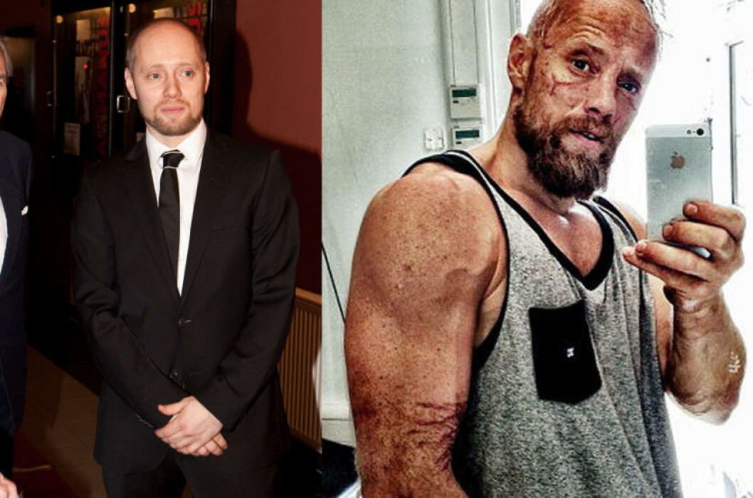 <strong>AKSEL HENNIE:</strong> I «Hercules». Foto: Stella Pictures/Instagram