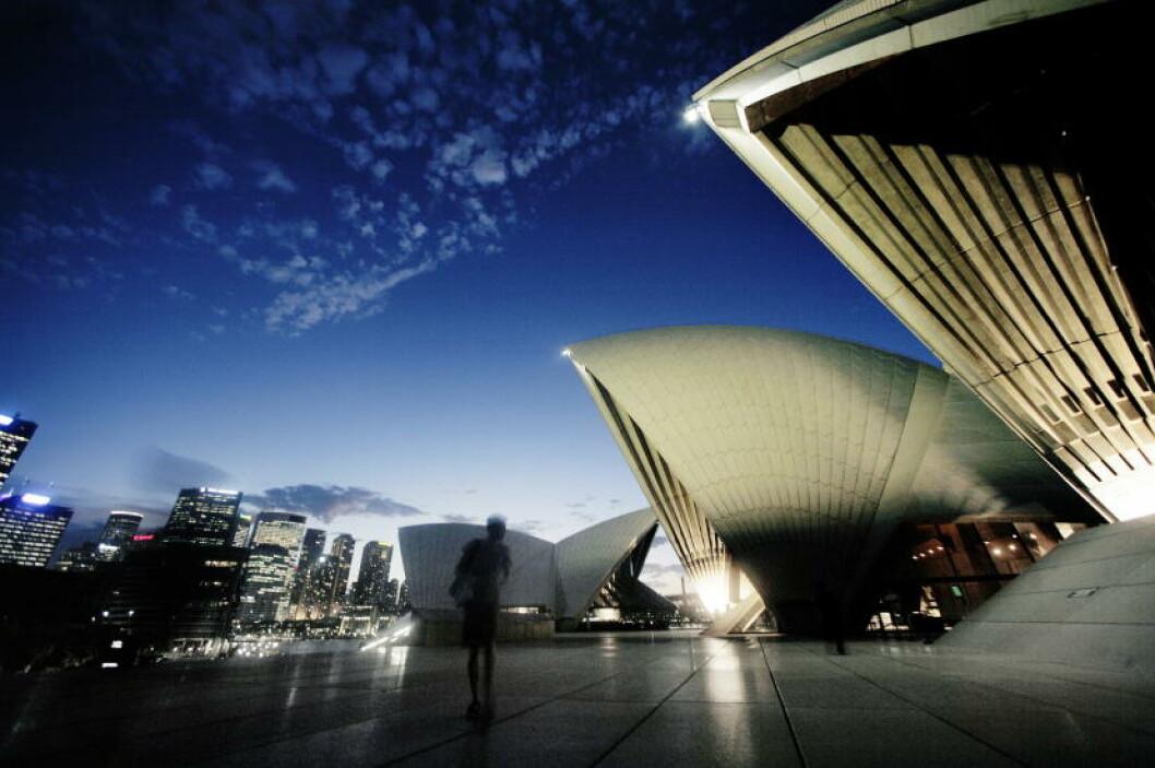 25. SYDNEY, AUSTRALIA Foto: NINA RUUD