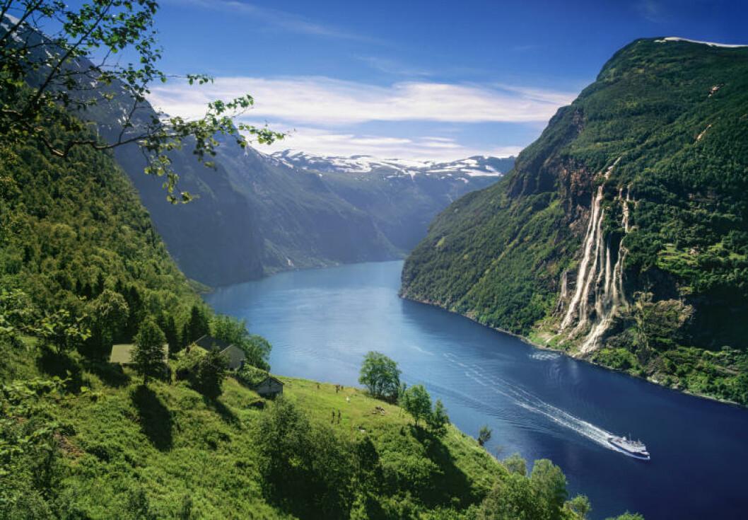3. DE SJU SØSTRE. Foto: PER EIDE / VISIT NORWAY