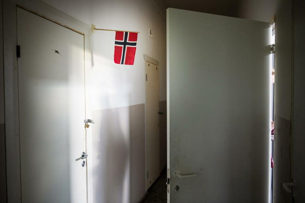 <strong>HYBLER:</strong> Lokalet er regulert til næring. Foto: Benjamin A. Ward / Dagbladet