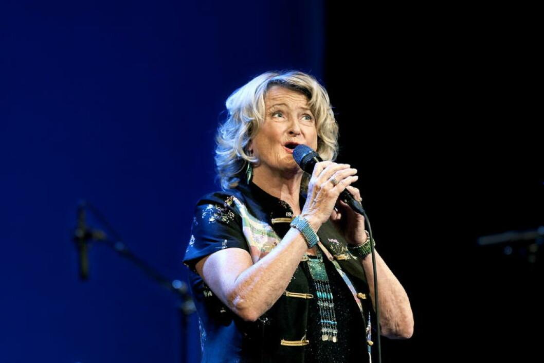 <strong>KARIN KROG:</strong> Nominert til Rockheim Hall of Fame 2016, Karin Krog. Foto: Henning Lillegård