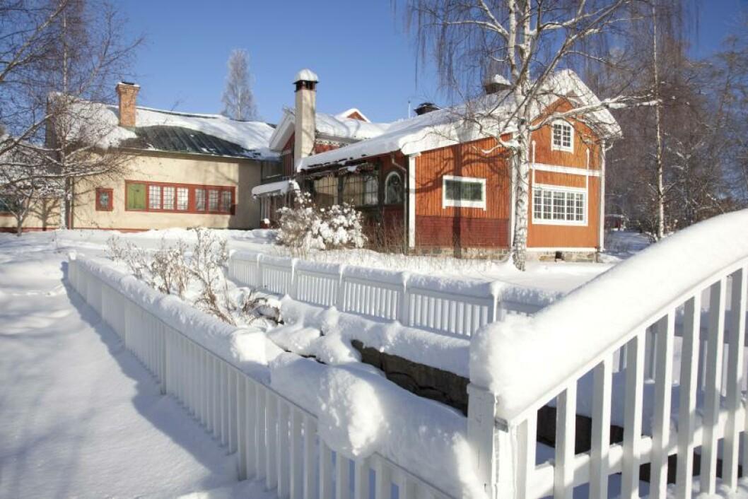 <strong>MYSIGT:</strong> Carl Larsson-gården er en av Faluns største turistattraksjoner. Foto: VISIT SÖDRA DALARNA