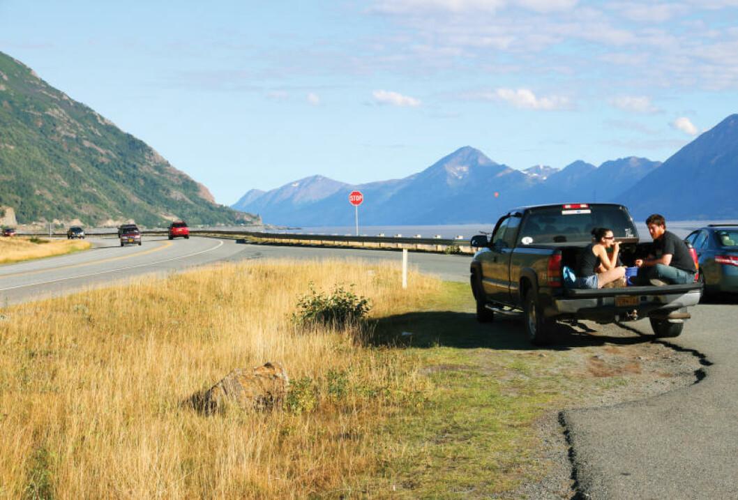 <strong>ROADTRIP:</strong> Den amerikanske delstaten er perfekt for bilturer. Garantert køfritt. Foto: RUNAR LARSEN