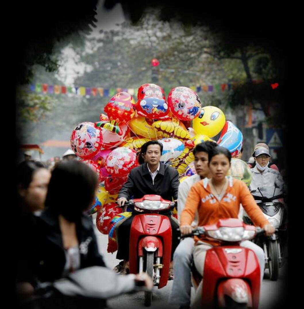 4. HANOI, VIETNAM Foto: LARS EIVIND BONES