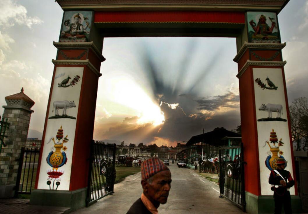 19. KATMANDU, NEPAL Foto: DAVID GUTTENFELDER / AP PHOTO / NTB SCANPIX