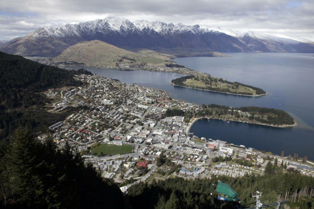 22. QUEENSTOWN, NEW ZEALAND  Foto: STEFAN WERMUTH / REUTERS / NTB SCANPIX