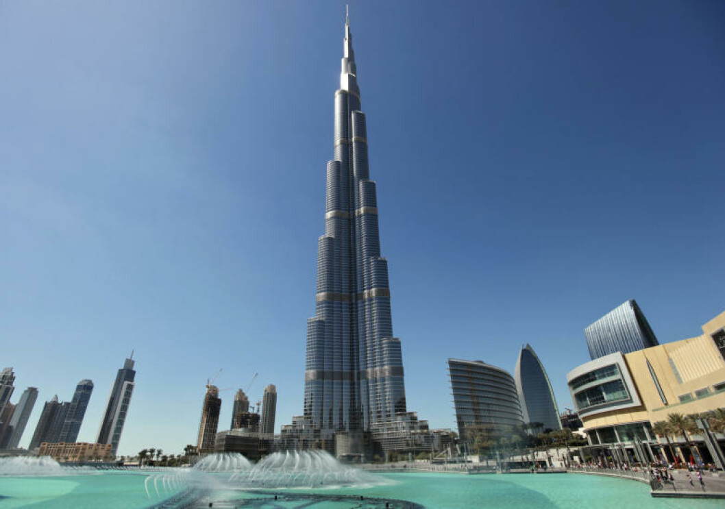 24. DUBAI, DE FORENTE ARABISKE EMIRATER Foto: MOHAMMED SALEM / REUTERS / NTB SCANPIX
