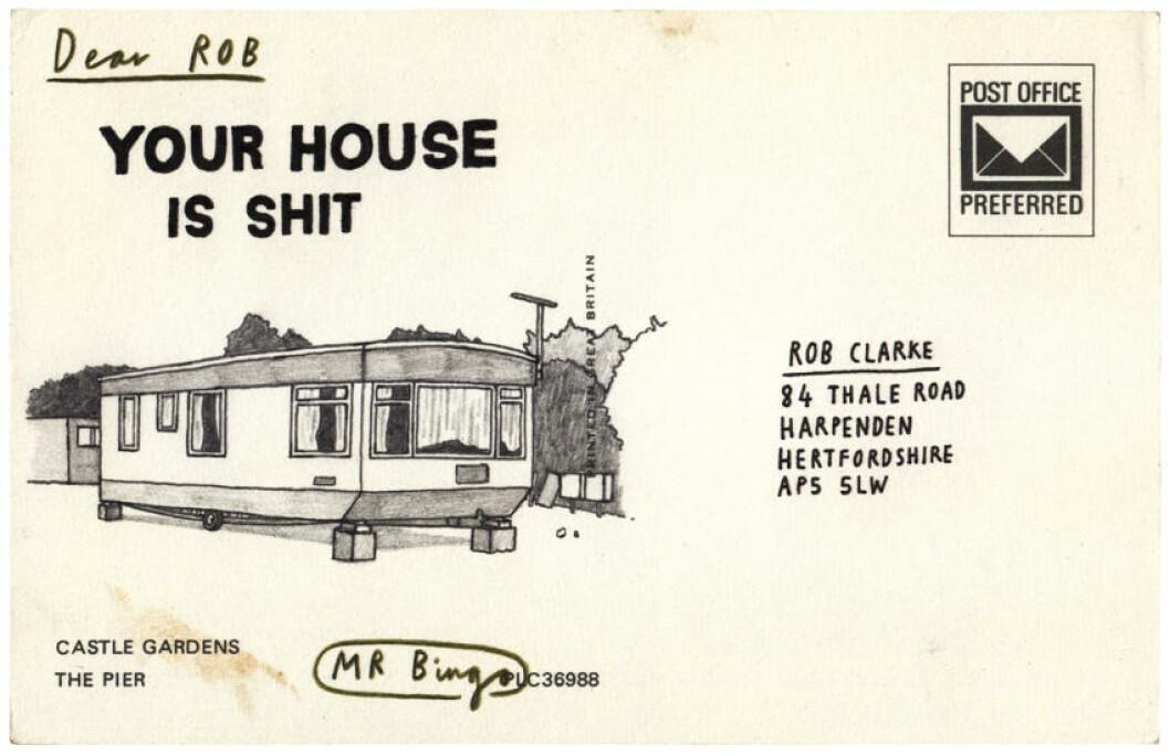 <strong>STIGENDE VERDI:</strong> Prisen på postkortene har steget jevnt siden oppstarten i 2011. De første kortnene kostet litt over 60 kroner. I dag koster de 10 ganger så mye. Foto: Privat