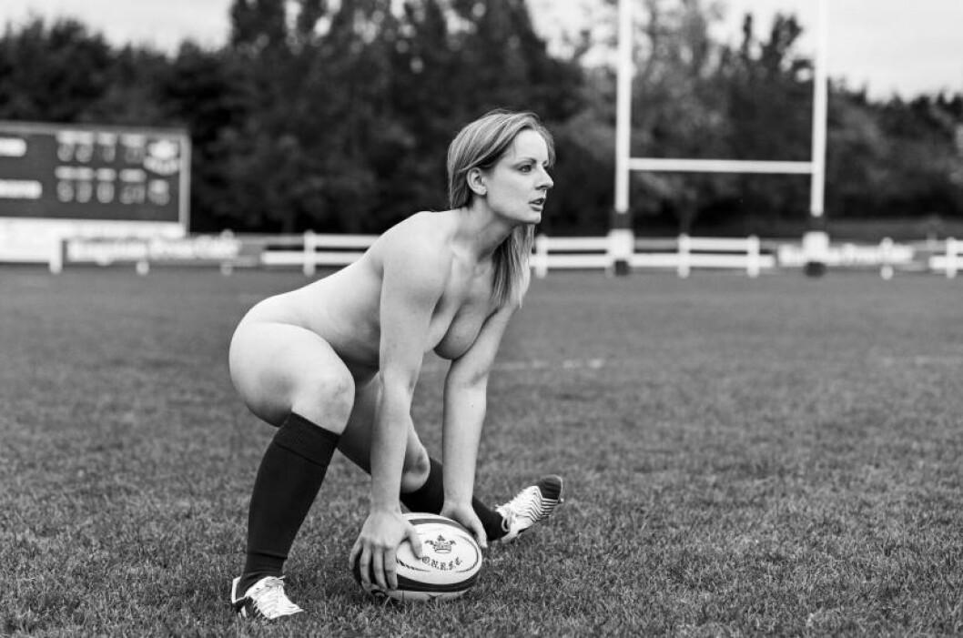 <strong>KLAR TIL KAMP:</strong> Rugbylaget til Oxford møter Cambridge til match 10. desember. Foto: Mark Barnfield